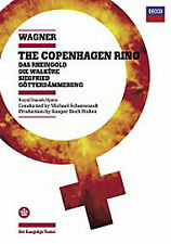 DECCA Wagner The Copenhagen Ring Cycle - 7 DVD Box Set - NEW & SEALED