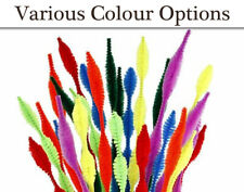 Bumpy Craft Chenille Pipe Cleaners - Choice of Colours