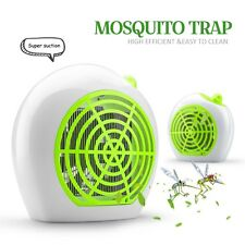 K2 LED Light Electric Bug Insect Zapper Killer Mini Household Mosquito Trap Lamp