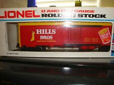 Lionel 6-9879 Hills Bros Reefer, new in box