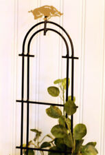 Henson Metal Works NCAA Steel Arched Trellis
