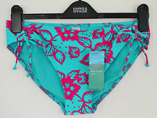 BNWT M&S Shape & Sculpt Swim Costume Hipster Bikini Briefs Bottoms Size 14 16 18