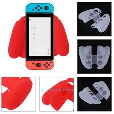 New Soft Silicone Rubber Gel Skin Case Cover Protector for Nintendo Switch