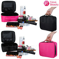 Professional Make up Bag Cosmetic Case Beauty Storage Box Nail Carry Organizer