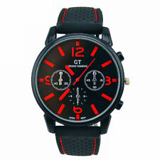 Fashion Mens Watches Quartz Stainless Steel Analog Cool Sports New Wrist Watch