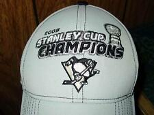Vintage - NHL 2009 Pittsburgh Penguins Stanley Cup Champions Collectible Reebok