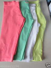 GirlsCropped Leggings in Various Colours  byZARA  Age from 3 to 14 Years New