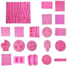3D Silicone Cake Soap Sugarcraft Mould Decorating Chocolate Jelly Baking Mold