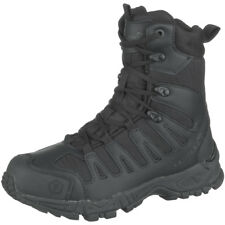 "Pentagon Achilles 8"" Tactical Patrol Boots Mens Leather Dintex Footwear Black"