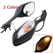 Rear View Mirrors Turn Signal For Honda CBR1000RR 2008 2009 2010 2011 2012 2013