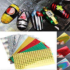 SUP 1PC Nail Foils Wraps Transfer Stickers Paper Decal Nail Art Decoration Tips