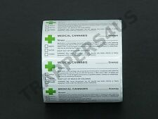 Green Leaf medical Labels Squeezetops UK listing Fast Dispatch Pop Tops Vials