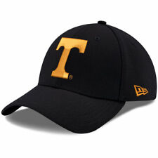 Tennessee Volunteers New Era Relaxed 49FORTY Fitted Hat - Black - NCAA