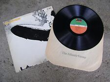 VINTAGE LED ZEPPELIN VINYL LP RECORD ALBUM SELF TITLED ATLANTIC SD 19126 ROCK