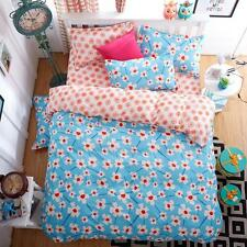 Single Double Queen King Size Bed Set Pillowcase Quilt Duvet Cover TauL Dream