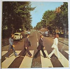 "THE BEATLES ABBEY ROAD LP 1969 APPLE SO-383 ""HER MAJESTY"" ON LABEL (VG+/VG+)"