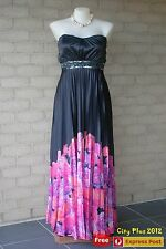Brand New City Chic Dress - Multiple Sizes - HELENA BORDER MAXI - New with tags
