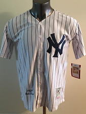 1929 NY Yankees #3 Babe Ruth Throwback Home Pinstripes Cooperstown Collection