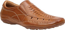 GBX STRITE Mens Tan Slip-On Loafer Casual Walking Shoes