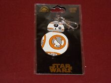 Disney Parks Star Wars Lanyard Medal BB-8 New