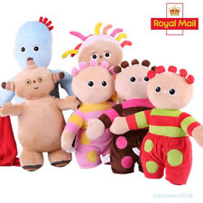 KIDS OFFICIAL PLUSH SOFT TOYS FROM IN THE NIGHT GARDEN VARIATION Tom Bliss Toys