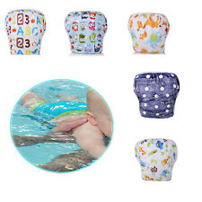Swim Nappy Baby Cover Reusable Multifit Diaper Pants Nappies Swimmers