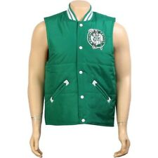 $96 Mitchell And Ness Premium Boston Celtics Tailgate Vest kelly