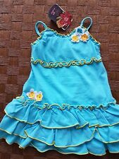 MAYORAL BABY GIRLS DRESS AGE 12 & 18 MONTHS BNWT RRP £13.00