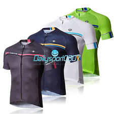 Cycling Jersey 2017 Men MTB Road Bike Bicycle Anti-sweat Shirt Riding Sportswear