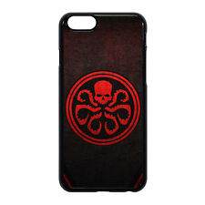Hydra Marvel Agent of Shield Captain America Comics Case Cover For iPhone 6 6s
