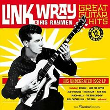 WRAY, LINK & HIS RAYMEN-GREAT GUITAR HITS  CD NEW