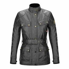 Belstaff Ladies Trialmaster Jacket - Black