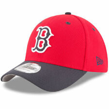 Boston Red Sox New Era 2017 Diamond Era 39THIRTY Flex Hat - Red/Navy - MLB