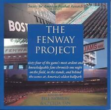 The Fenway Project by Bill Nowlin  & Cecilia Tan~SPORTS/BASEBALL~NEW