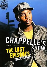 Chappelles Show - The Lost Episodes: Uncensored (DVD, 2006)