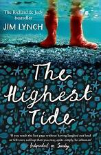 The Highest Tide: Rejacketed by Jim Lynch (Paperback) New Book