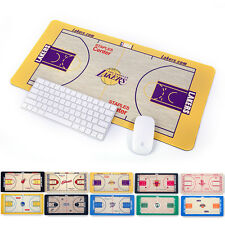 NBA Stadium Mouse Pad Basketball Placemat Team Table mat CAVS Bulls 10 Teams