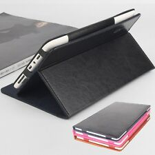 PU Leather Stand Flip Cover Case For 7.0 inch Teclast A78T Tablet+Protector