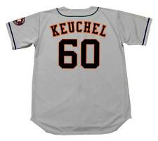 DALLAS KEUCHEL Houston Astros Majestic Away Baseball Jersey