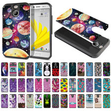 "For HTC Bolt / 10 Evo 5.5"" Sprint Shock Proof Impact Hybrid TPU Hard Case Cover"