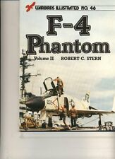 F-4 Phantom: v. 2 (Warbirds illustrated) By Robert C. Stern