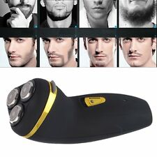 Men's Triple-Head Rechargeable Cordless Rotary Electric Shaver Razor Trimmer LY