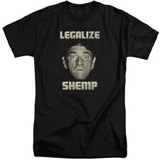 Three Stooges Legalize Shemp Mens Big and Tall Shirt