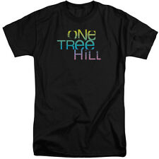One Tree Hill Color Blend Logo Mens Big and Tall Shirt