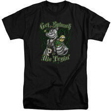 Popeye Get Spinach Mens Big and Tall Shirt