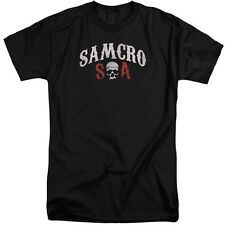 Sons Of Anarchy Samcro Forever Mens Big and Tall Shirt