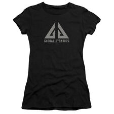 Eureka Global Dynamics Logo Juniors Premium Bella Shirt