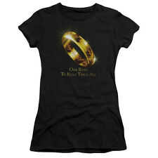 The Lord of the Rings One Ring Juniors Premium Bella Shirt