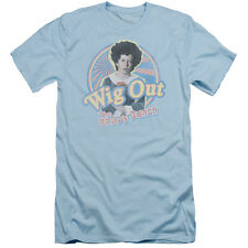 Brady Bunch Wig Out Mens Slim Fit Shirt