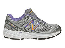 New Balance Womens 840 V2 Running Shoes- Silver/Purple-W840SP2 NEW Made in USA